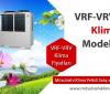 VRF-VRV Tipi Klima – Üstün Enerji Tasarrufu