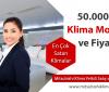 50000 BTU Klima Modelleri ve Fiyatları